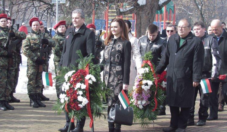 Виолета Желева: Трети март е паметна дата, символ на надеждата и радостта, на достойнството и отговорността пред бъдещето